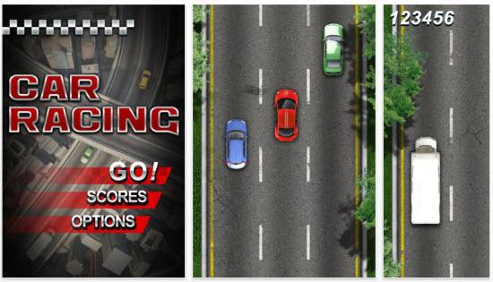 iPhone Racing Games