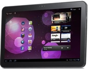 Samsung Galaxy Tab 10.1-inch Unveiled - Release Date