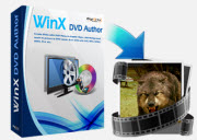 Free DVD Burning Software WinX DVD Author
