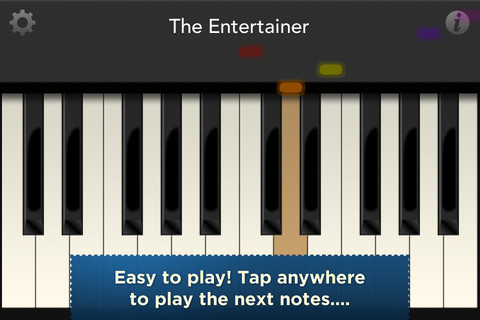 Free Piano Apps for iOS, Android & bada Mobiles
