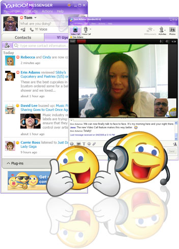 Download Yahoo! Messenger 10.0.0.1270 Offline Installer