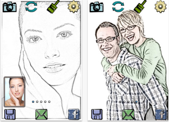 Convert your Photos Into Sketches