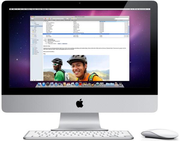 Apple iMac New Series with Intel CPU, Thunderbolt & HD Camera