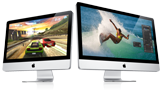 Apple iMac New Series with Intel CPU, Thunderbolt & HD Camera
