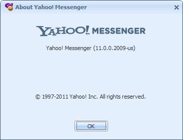 Yahoo Messenger 11 Final