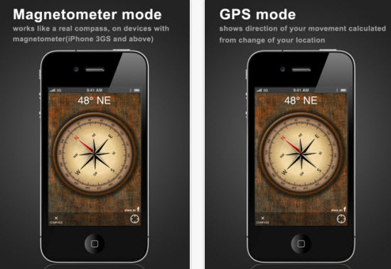 Compass Professional for iPhone