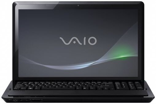 Sony Vaio VPC-F215FX/BI 3D Laptop with Powerful Features