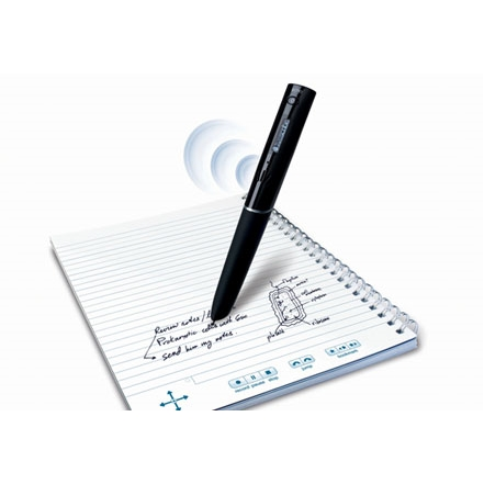 Now Record What You Write with Echo SmartPen