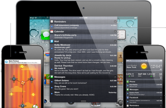 Apple Launches iOS 5 with New Amazing Features