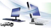 Share Remote Desktop using LogMeIn