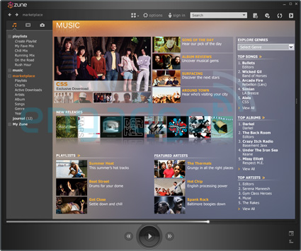 Sync Media Files with Windows Phone using ZUNE Software