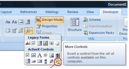 How to Add Videos in MS Word Document