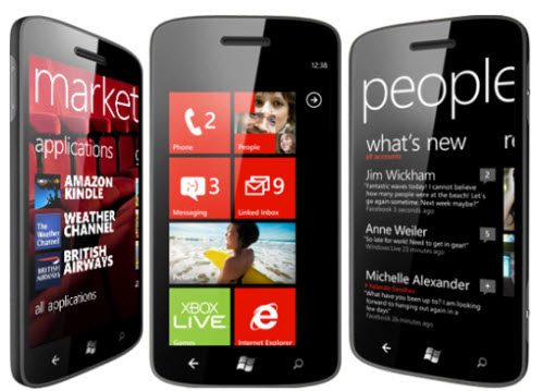 Set Ringtone in Windows Phone 7.5 Mango Phone