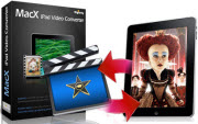 Easter Giveaway MacX iPad DVD Ripper & MacX iPad Video Converter