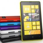 Nokia Lumia 820 Windows 8 Phone with 4.3 Inch Screen