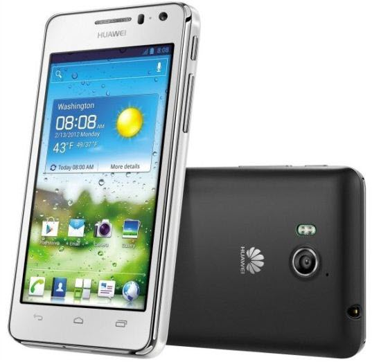Huawei Ascend D1 World's Fastest Smartphone
