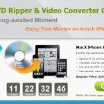 MacX HD Video Converter Pro for Windows and MacX iPhone DVD Ripper Giveaway