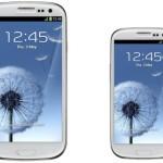 Samsung Galaxy SIII Mini compared to Samsung Galaxy SIII