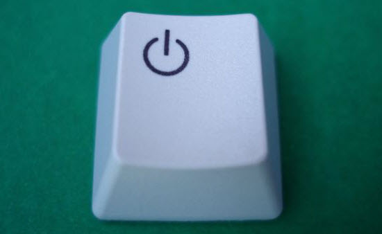 Disable Power Key / Button on Keyboard