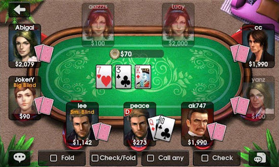 5 Free Android Casino Games
