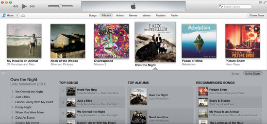 iTunes 11 With All New Exciting Features And Interface