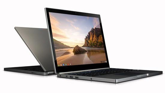 Google Launches New Chrome Laptop - The Chromebook Pixel