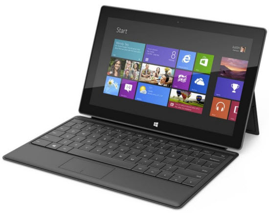 Microsoft Surface Pro Feature Rich Tablet