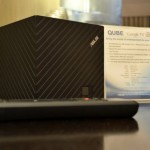 ASUS Qube Google TV in Cube